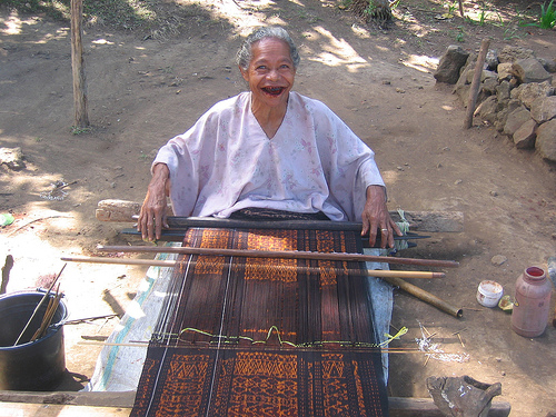 ikat_weaving